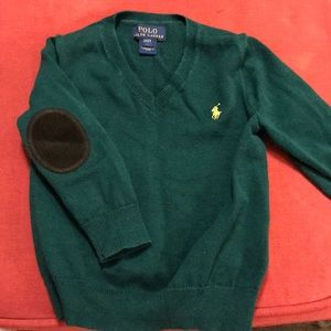 Ralph Lauren Little Boys Sweater
